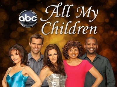 All My Children tv show photo