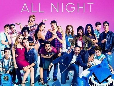 All Night tv show photo