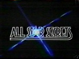 All Star Secrets (UK) tv show photo