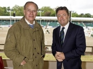 All the Queen's Horses with Alan Titchmarsh (UK) tv show photo