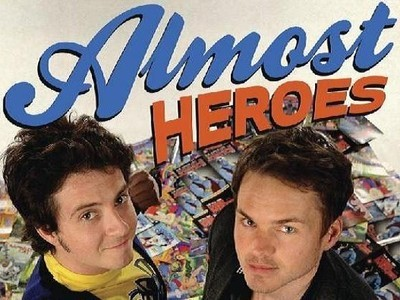 Almost Heroes tv show photo