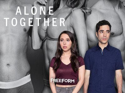 Alone Together tv show photo