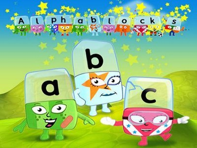Alphablocks (UK)