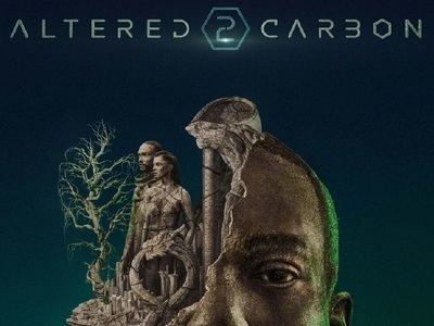 Altered Carbon tv show photo