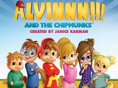 Alvinnn!!! and the Chipmunks tv show photo