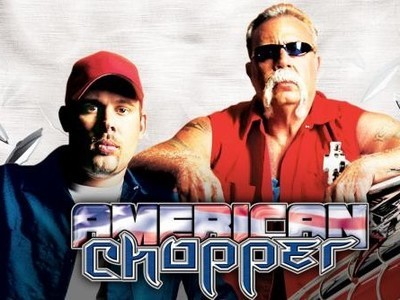 American Chopper tv show photo