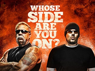 American Chopper: Senior vs Junior tv show photo