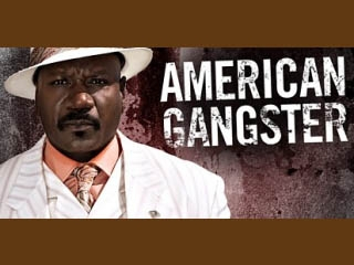 American Gangster tv show photo
