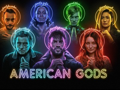 American Gods tv show photo