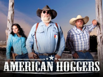 American Hoggers tv show photo