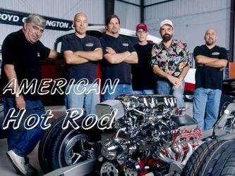 American Hot Rod tv show photo