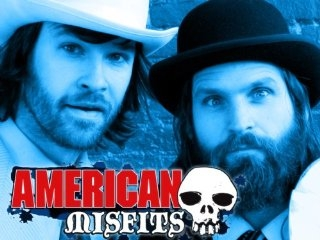 American Misfits tv show photo