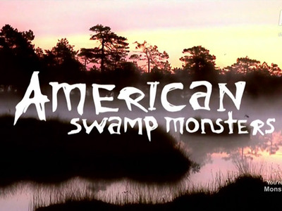 American Swamp Monsters