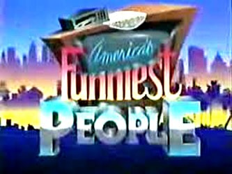 America's Funniest People tv show photo