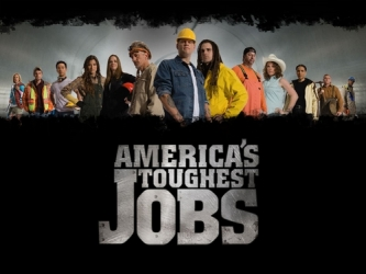 America's Toughest Jobs tv show photo