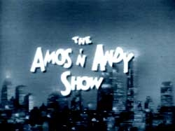 Amos 'n' Andy tv show photo