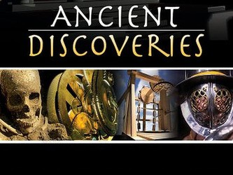 Ancient Discoveries tv show photo