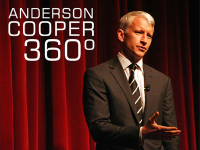 Anderson Cooper 360° tv show photo