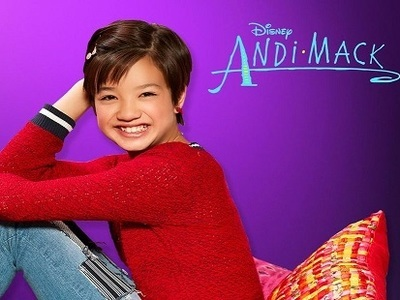 Andi Mack tv show photo