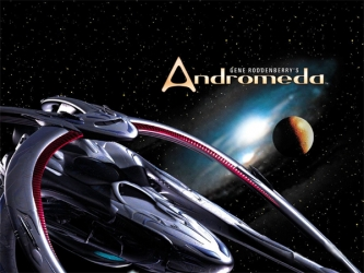 Andromeda tv show photo
