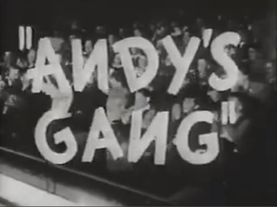 Andy's Gang tv show photo