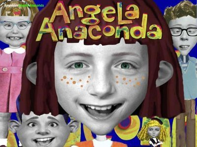 Angela Anaconda tv show photo