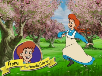 Anne of Green Gables: The Animated Series tv show photo