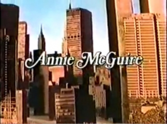 Annie McGuire tv show photo