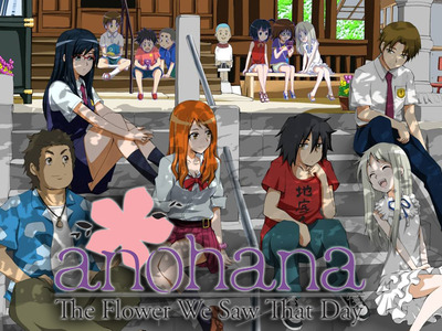 Anohana: The Flower We Saw That Day tv show photo