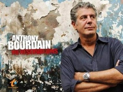 Anthony Bourdain: No Reservations tv show photo