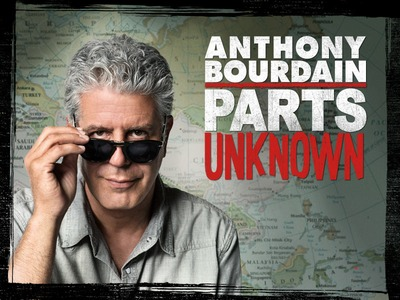 Anthony Bourdain Parts Unknown tv show photo