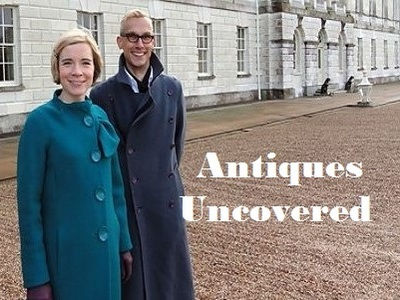 Antiques Uncovered (UK) tv show photo