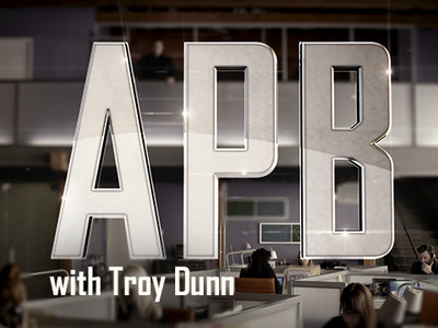 APB with Troy Dunn tv show photo
