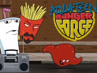 Aqua Teen Hunger Force tv show photo
