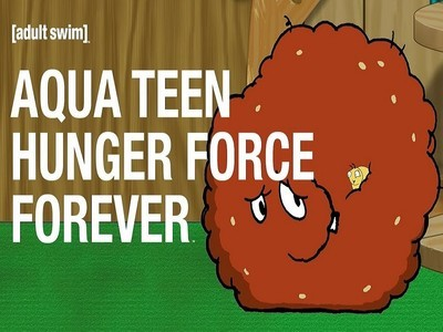 Aqua Teen Hunger Force Forever tv show photo