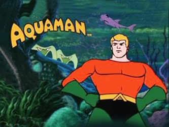 Aquaman tv show photo