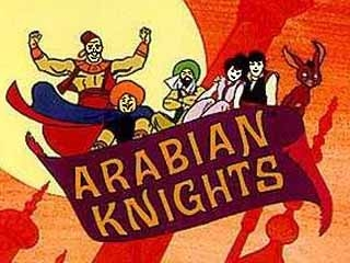 Arabian Knights tv show photo
