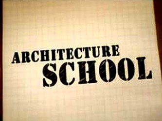 Architecture School tv show photo