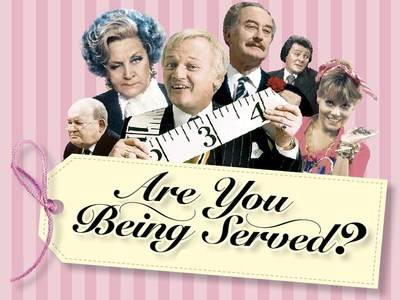 Are You Being Served? (UK)