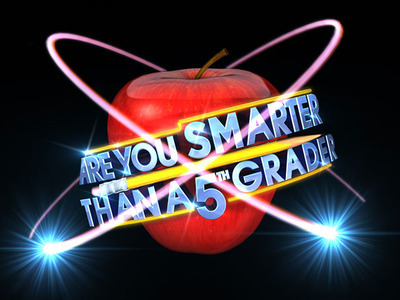 Are You Smarter Than A 5th Grader? tv show photo