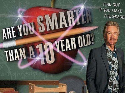 Are You Smarter Than A Ten Year Old? (UK)