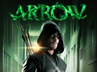Arrow tv show photo