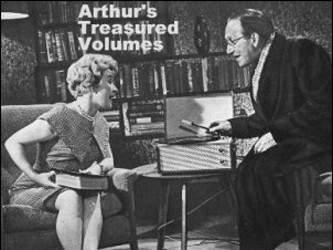 Arthur's Treasured Volumes (UK) tv show photo