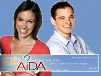 Ask Aida tv show photo