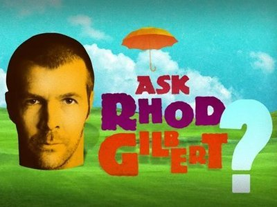 Ask Rhod Gilbert (UK) tv show photo