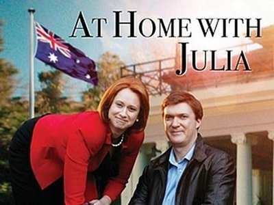 At Home with Julia (AU) tv show photo