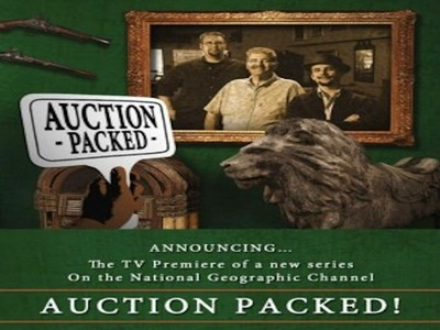 Auction Packed tv show photo