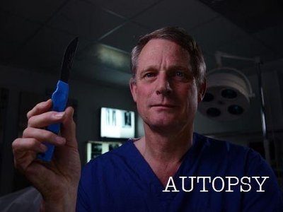 Autopsy (UK) tv show photo