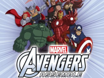 Avengers Assemble tv show photo