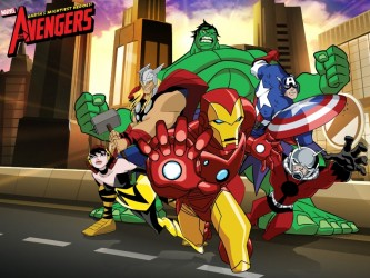 The Avengers: Earth's Mightiest Heroes tv show photo